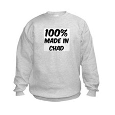 100 Percent Chad Sweatshirt