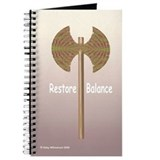 Labyris Restore Balance Journal -quiet