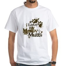 I love my mutts Shirt