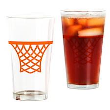 Basketball Net Drinking Glass