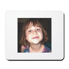 Adorable Girl Mousepad