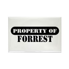 Property of Forrest Rectangle Magnet
