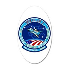 Discovery STS-51B Wall Decal
