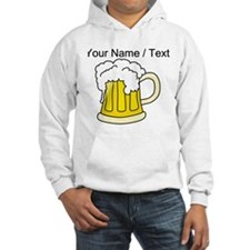 Custom Frosty Beer Jumper Hoody