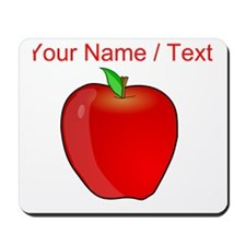 Custom Apple Mousepad