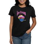 Ice Cream Women's Dark T-Shirt