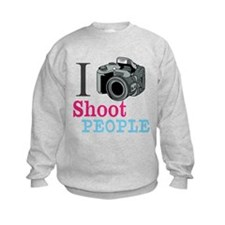 I Shoot People Sweatshirt