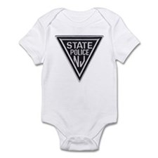New Jersey State Police Infant Bodysuit