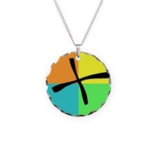 Cute Geocacher Necklace