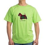 Terrier - Chisholm Green T-Shirt
