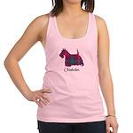 Terrier - Chisholm Racerback Tank Top