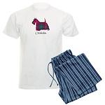 Terrier - Chisholm Men's Light Pajamas