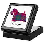 Terrier - Chisholm Keepsake Box