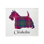 Terrier - Chisholm Throw Blanket