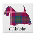 Terrier - Chisholm Tile Coaster