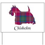 Terrier - Chisholm Yard Sign