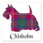 Terrier - Chisholm Square Car Magnet 3