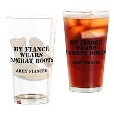 My Fiance wears DCB Drinking Glass