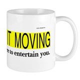 Crossing Guard Coffee Mug
