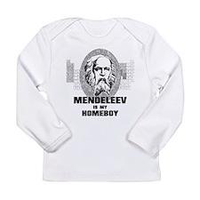 Mendeleev Is My Homeboy Long Sleeve T-Shirt
