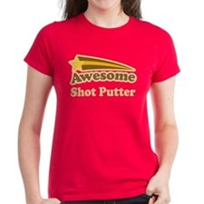 Awesome Shot Putter Tee
