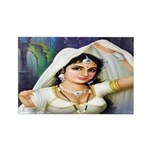 Queen Padmini Rectangle Magnets (10 pack)