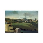 Meeting House Hill Rectangle Magnets (10 pack)