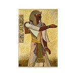 Egyptian Pharoah Vertical Magnets (10 pack)