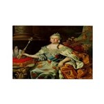 Catherine the Great Rectangle Magnets (10 pack)