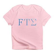 Cute Fille Infant T-Shirt