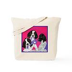 GSP Puppies Rule Tote Bag