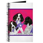 GSP Puppies Rule Journal