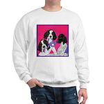 GSP Puppies Rule Sweatshirt