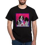 GSP Puppies Rule Dark T-Shirt