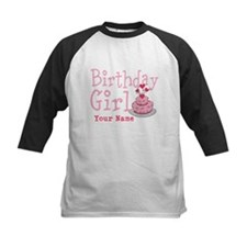 Birthday Girl - Customized Tee