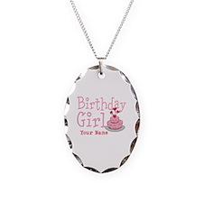 Birthday Girl - Customized Necklace