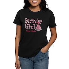 Birthday Girl - Customized T-Shirt
