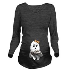 My First Halloween Long Sleeve Maternity T-Shirt