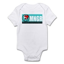 MNGR Logo Infant Bodysuit