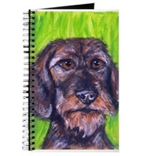 Wire Haired Dachshund Journal