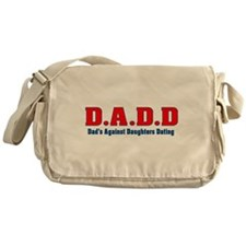 D.A.D.D Messenger Bag