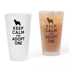 American Cocker Spaniel Drinking Glass