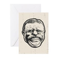 Teddy Grin Greeting Cards (Pk of 10)