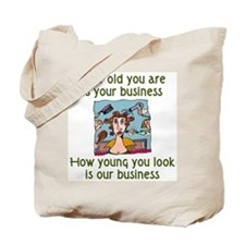 Beautician Hairdresser Hairst Tote Bag