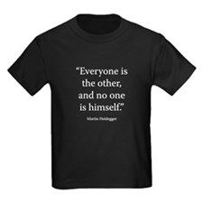 Being and Time T-Shirt