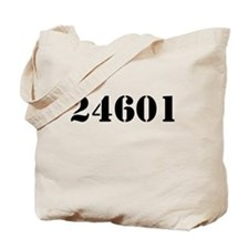 Prisoner Number Tote Bag