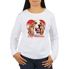 Cocker Spaniel Valentine T-Shirt