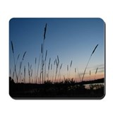 Grain at First Light Mousepad