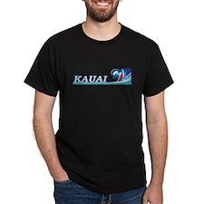 kauaiwavblk T-Shirt