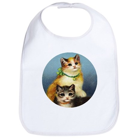 Cute Kittens Bib